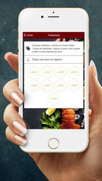 App Restaurante Delivery apk screenshot