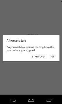 A horse's tale screenshot 1