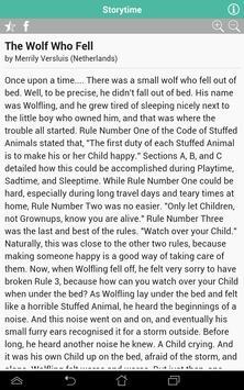 Storytime for Kids (Lite) screenshot 13