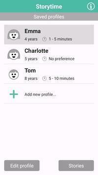 Storytime for Kids (Lite) screenshot 1