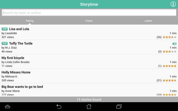 Storytime for Kids (Lite) screenshot 9