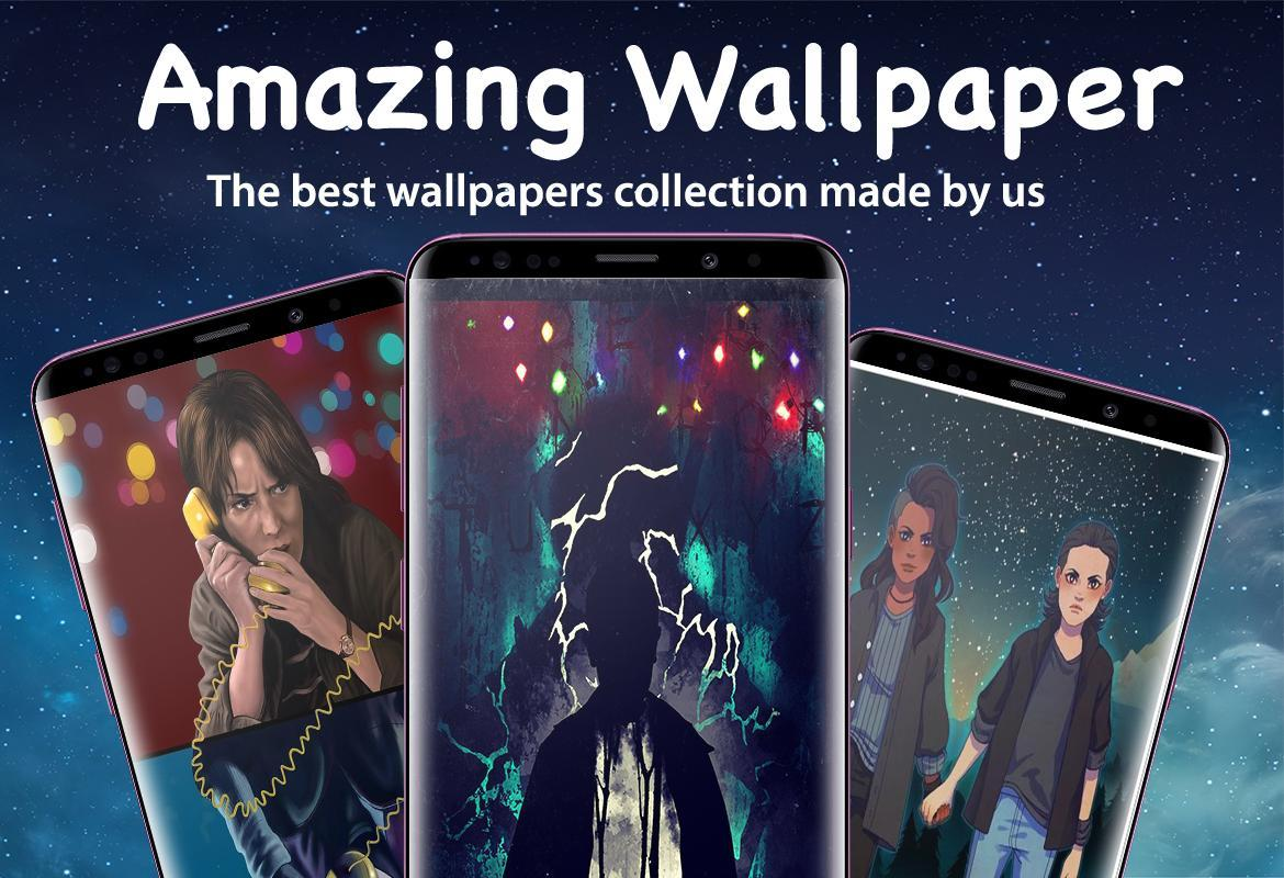 Stranger Things Wallpapers Hd 4k For Android Apk Download