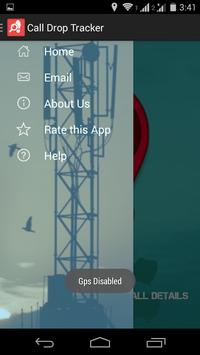 Call Drop Tracker apk screenshot