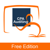 CPA Audit Exam Online Free icon