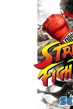 street fighter IV champion edition game wallpaper poster