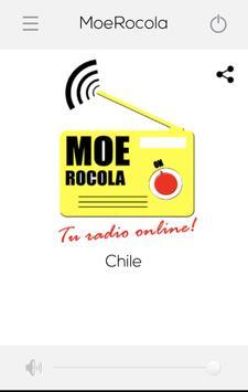 MoeRocola poster