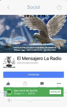 El Mensajero La Radio screenshot 1