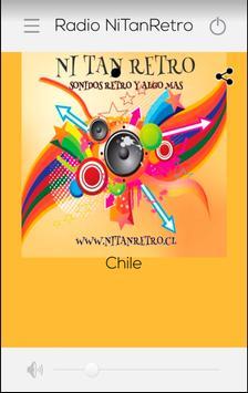 Radio NiTanRetro poster