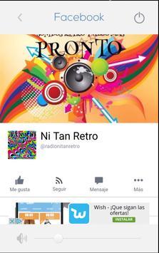 Radio NiTanRetro apk screenshot