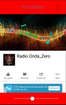 Onda Zero Chile apk screenshot