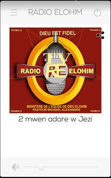 RADIO ELOHIM poster