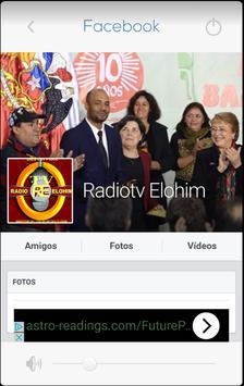 RADIO ELOHIM apk screenshot