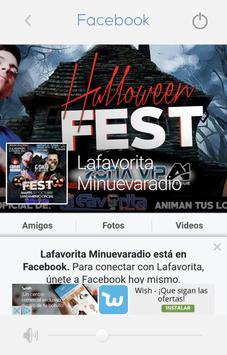 RADIO LA FAVORITA screenshot 1