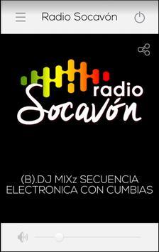 Radio Socavón Chile poster