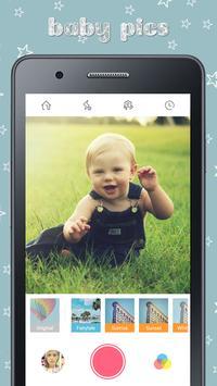 Baby Photo Story Editor- Milestones Photos poster