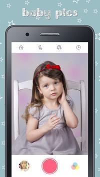 Baby Photo Story Editor- Milestones Photos screenshot 1
