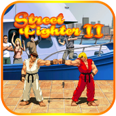 Cheats For Street Fighter 2 GO icon