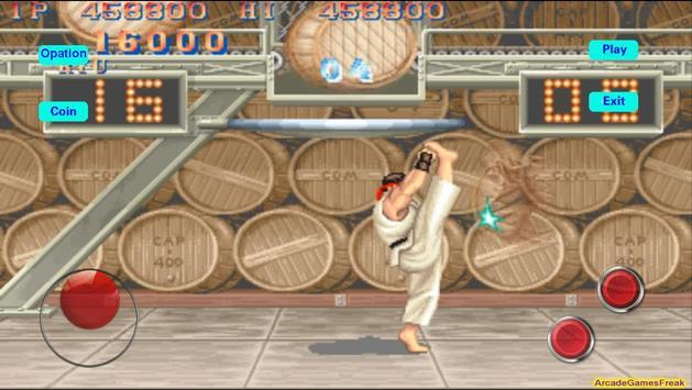 Cheats For Street Fighter 2 GO apk screenshot