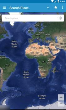 Live Street Map-Near Me-GPS Navigation screenshot 1