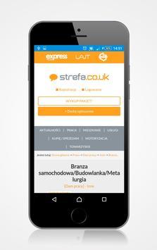 Ogłoszenia Strefa.co.uk screenshot 3