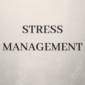Stress Management icon