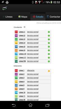 Ametro BCN screenshot 3