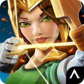 Arcane Legends MMO-Action RPG-icoon