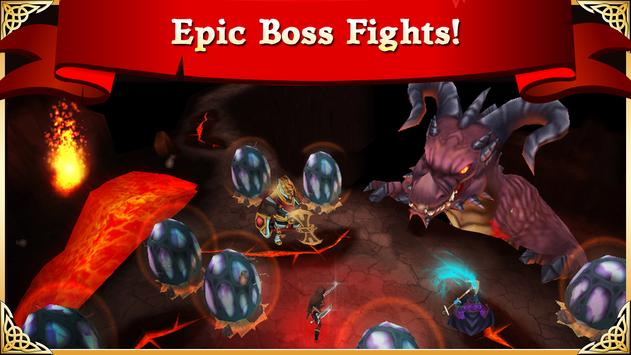 Arcane Legends MMO-Action RPG APK-screenhot