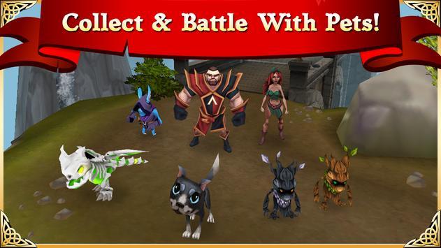 Arcane Legends MMO-Action RPG apk screenshot