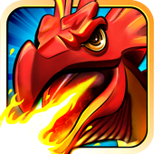 Battle Dragons:Strategy Game icon