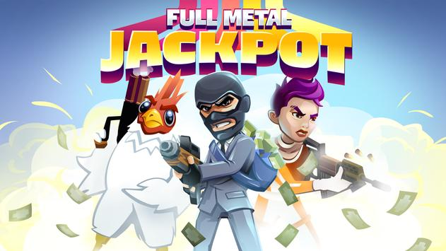 Full Metal Jackpot Cartaz