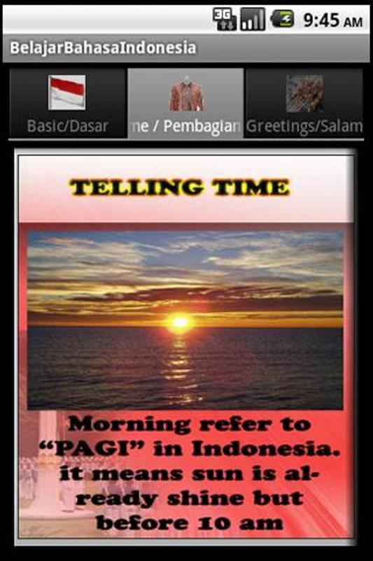 Belajar bahasa indonesia apk download free education app for belajar bahasa indonesia apk screenshot m4hsunfo
