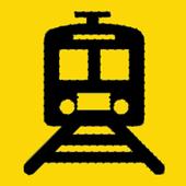 IRCTC & Indian Railway booking icon