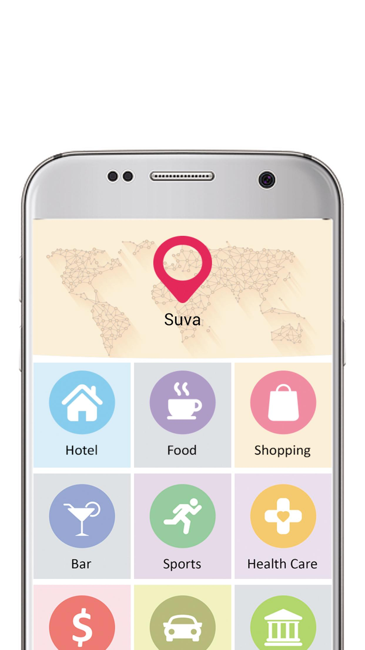 SUVA, Fiji - Free Travel Guide App for Android - APK Download