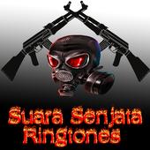 Suara Senjata Ringtones icon