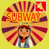 Subway 4 icon
