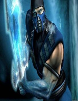 Sub Zero Wallpaper Screenshot 2