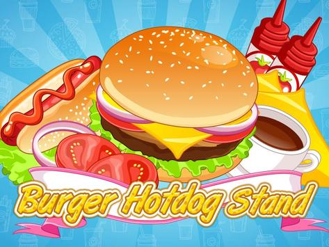 Burger Hotdog Stand screenshot 8