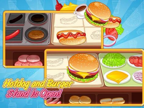 Burger Hotdog Stand screenshot 9
