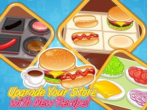 Burger Hotdog Stand screenshot 11