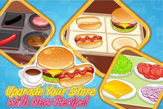 Burger Hotdog Stand screenshot 3