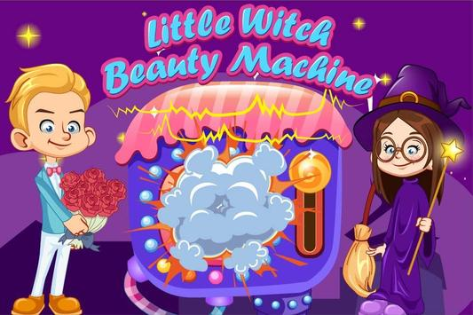 Little Witch Beauty Machine screenshot 1