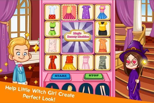 Little Witch Beauty Machine screenshot 3
