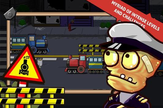 Subway Shooting Train apk screenshot