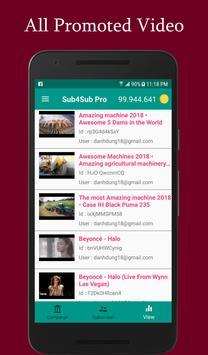 Sub4Sub Pro screenshot 3
