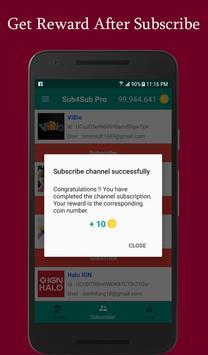 Sub4Sub Pro screenshot 4