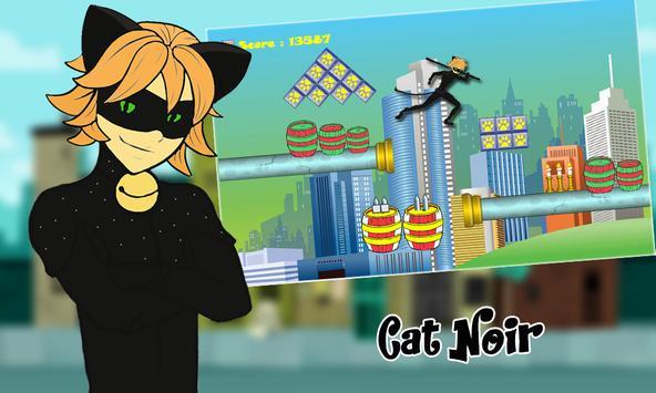 Subway Miraculous Games 🐱 screenshot 6