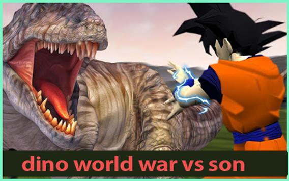 Subway Hero Goku Jungle Survivor rush poster