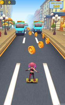 Subway Surf Hoverboard Rush screenshot 1