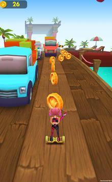 Subway Surf Hoverboard Rush screenshot 2